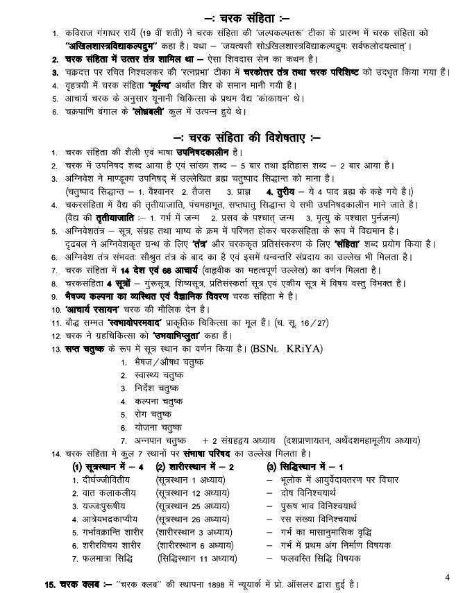 Charaka Samhita,MCQ of Charaka Samhita,Ayurvedic medicine books